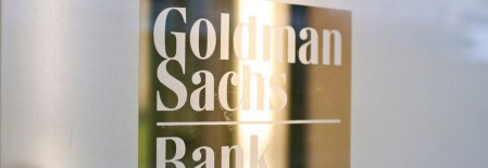 Finance Corner - Goldman Sachs