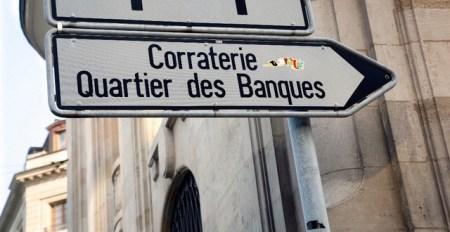 Finance Corner - Quartier des Banques