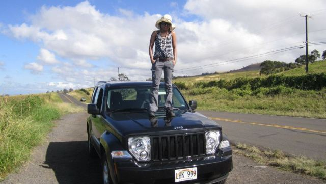 Our Maui Rental Car