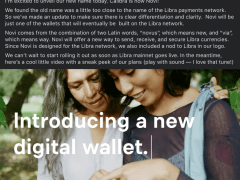 Calibra's Rebrand to 'Novi': An Effort to Create Distance from Facebook?