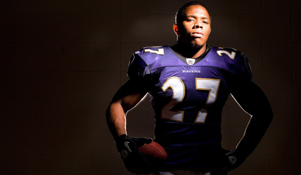 Ray Rice, Baltimore Ravens new jersey for 2013-2014