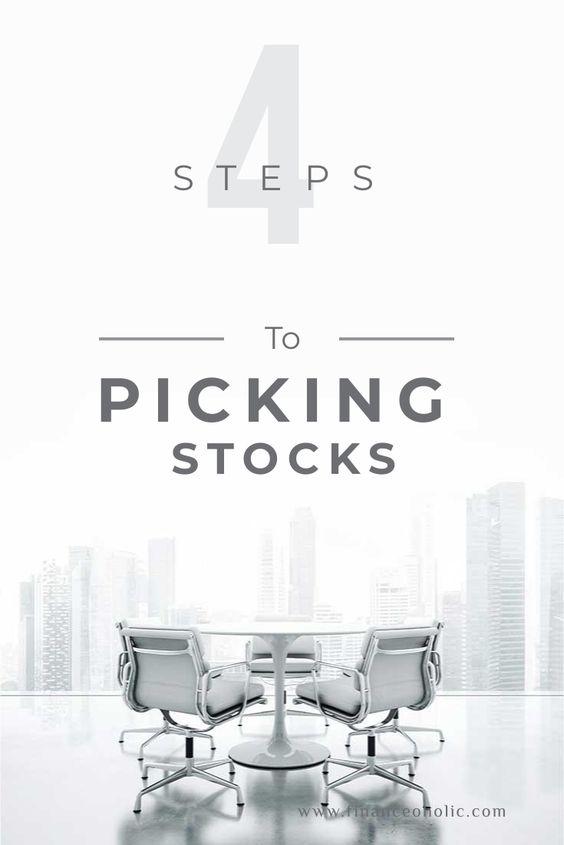 picking stocks