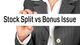 Stock Split vs Bonus Issue
