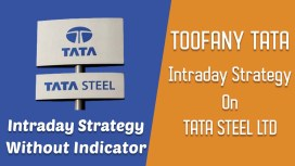 TATA STEEL Intraday Strategy