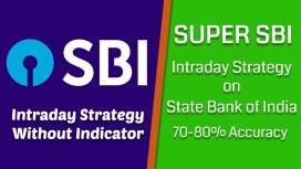 Super SBI Intraday Strategy