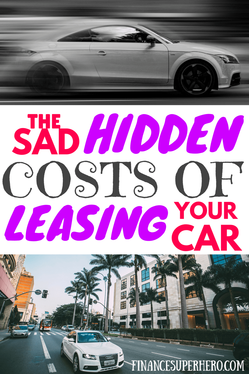 Luxury Car Lease >> The Car Lease The Devastating Costs Of Luxury Finance Superhero