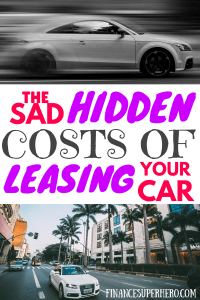 Leasing a car may seem smart, affordable, and convenient, but this luxury may be costing you your freedom, retirement, and much more!