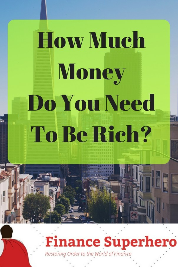"A majority of people desire to be rich, but what exactly does ""rich"" mean? Is the key to becoming rich tied to income, assets, and possessions?"