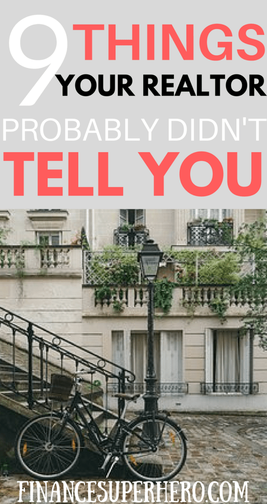 There are things your realtor won't tell you - even if you have a great one! These home buying and selling tips will help you have a smooth transaction.