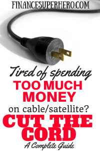 Cable and satellite are expensive! We'll show you how to cut the cord and save money while still watching all your TV shows, movies, and sports - legally!