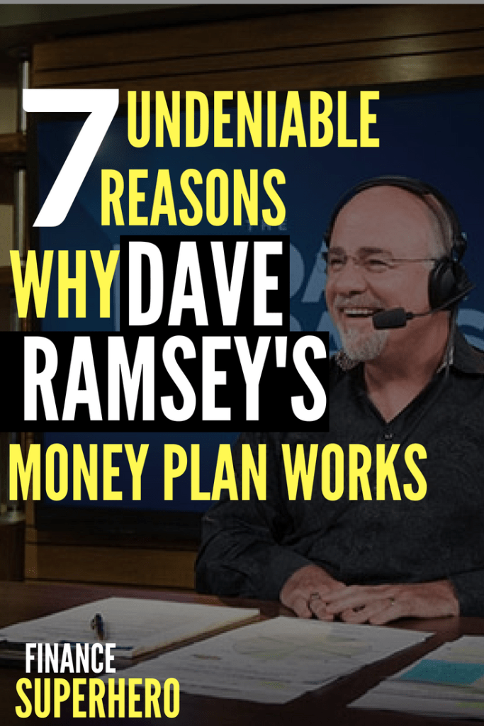 If you're serious about saving money, Dave Ramsey's money plan will get you there. Check out 7 reasons why we recommend Dave's advice for just about everyone and start making better money management choices today.