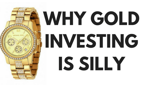 gold investing | should I invest in gold? | gold