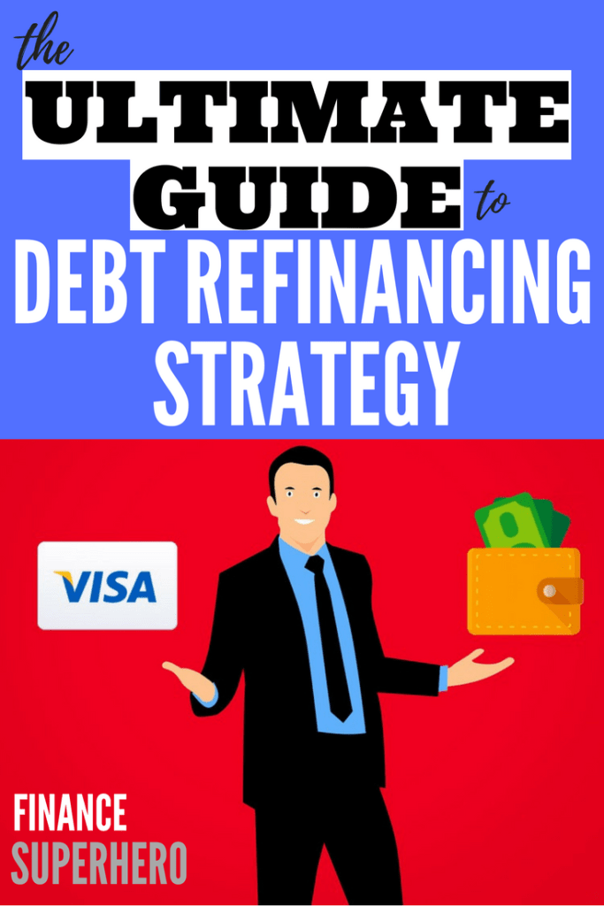 refinance debt | loan refinancing | debt advice | get out of debt | debt freedom | debt free | money tips | credit score tips | boost your credit score | raise credit score
