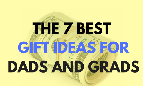 Looking for the best gift ideas for dads and grads for 2017? We've got you covered! Check out our list of gifts sure to impress without busting your budget. Our suggested Father's Day gifts and graduation gifts are thoughtful, innovative, and represent some of the hottest gift requests in 2017.