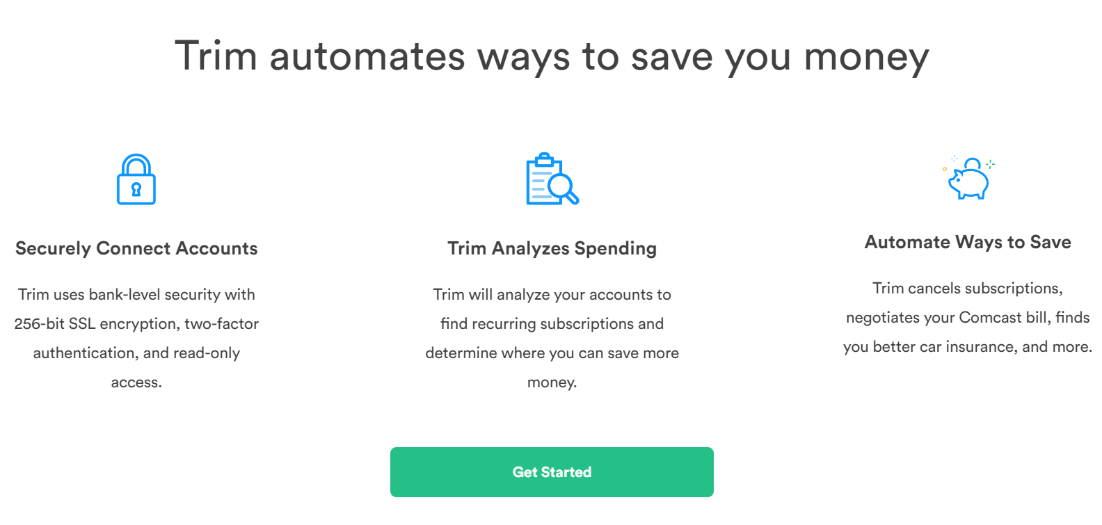 Budgeting tips - save money on unused subscriptions with Trim