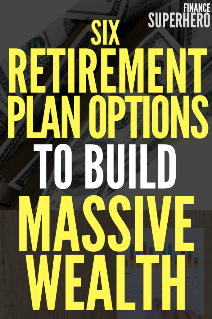 Serious about getting ready for retirement planning and living well after your working years? You need to know everything about these six retirement plan options and start putting the right ones in place. If you act on the tips in this article, you'll build massive wealth and protect your financial future - get started now!