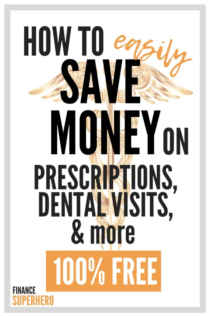 If it seems like your prescription costs, doctor visits, dental procedures, and eye care visits are constantly getting more expensive, you're right! If you want to start to saving more of your hard-earned money, read this post on SingleCare. They offer easy ways to save money on prescriptions, dental visits, video doctor visits, and much more. And did we say it's FREE?