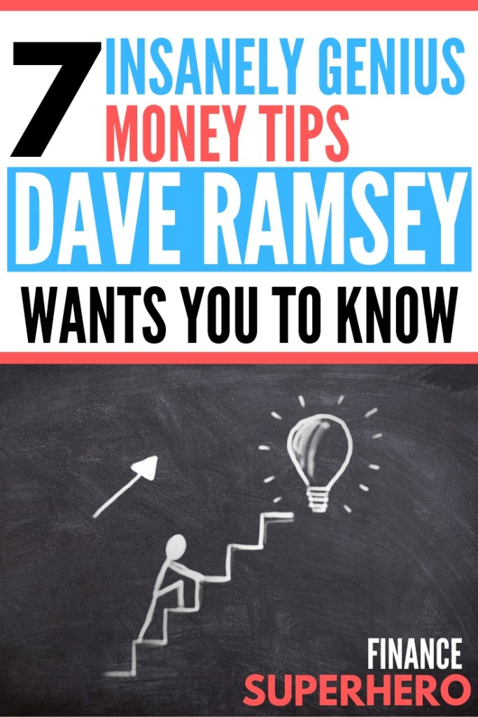 The Dave Ramsey Baby Steps have helped millions crush debt and win with money over the last 30+ years. But do they still work in 2019? Our opinion: Yes. Click to see exactly why the 7 Baby Steps are a proven way to get out of debt, save money, eliminate money stress, and build a balanced retirement portfolio.