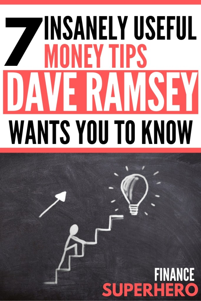 The Dave Ramsey Baby Steps have helped millions crush debt and win with money over the last 30+ years. But do they still work in 2019? Our opinion: Yes. Click to see exactly why the 7 Baby Steps are a proven way to get out of debt, save money, eliminate money stress, and build a strong retirement portfolio.