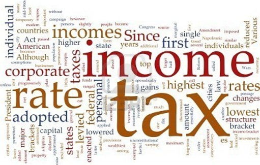 Budget 2013 - Personal Income Tax