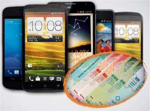 Budget 2013 - Smartphone Rebate