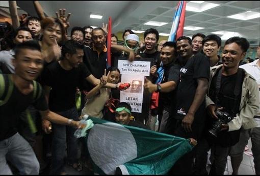 Kelana Jaya Stadium Rally 8-May-2013 - 3