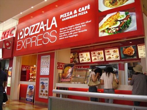 Fast Food Restaurants Soup