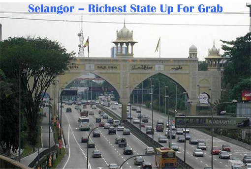 Kajang by-election - Selangor Richest State for Grab