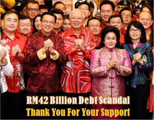Image result for The Mother of All Malaysian Scandals