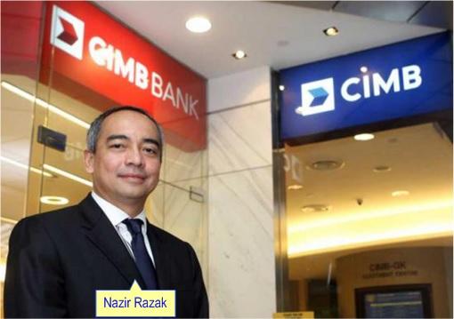 Najib Razak Cronies - Nazir Razak