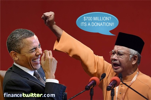 Image result for Najib is lying again
