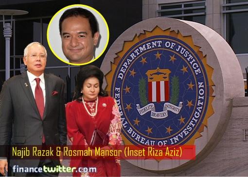 Image result for Najib Razak, Riza Aziz and Rosmah Mansor