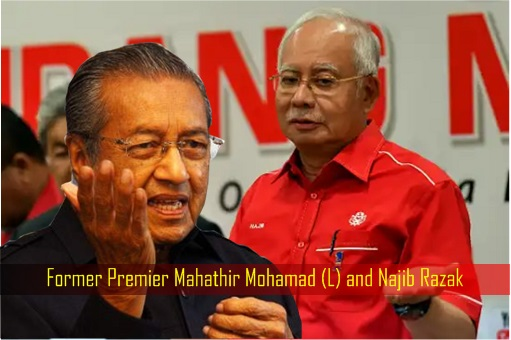 Image result for Najib is a Crook