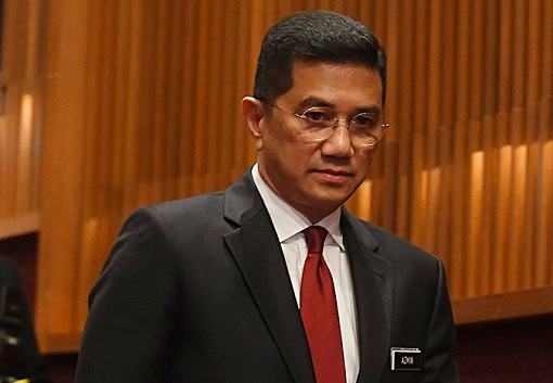 Azmin Ali - Slaughtered Like A Pig