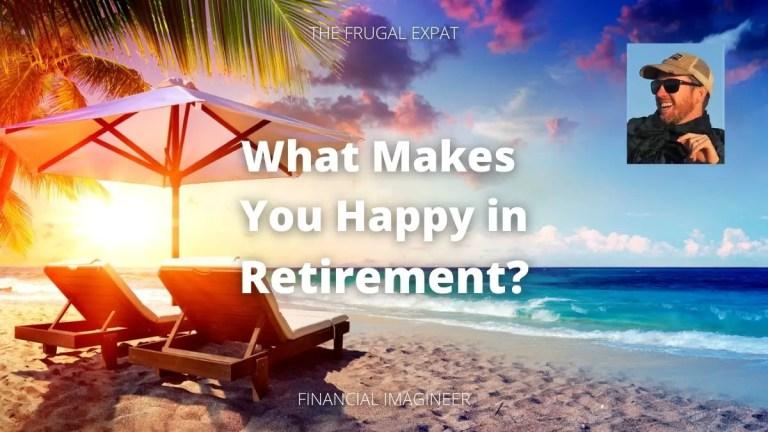 Happy In Retirement