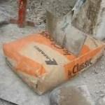 A Bangui, le ciment bat un record mondial