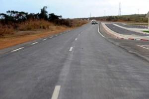 route Gabon