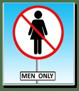 women discrimination