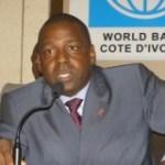 Banque Mondiale : Madani M. Tall sur le point de départ