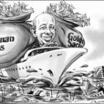 La Libye attaque Goldman Sachs en justice