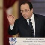 François Hollande, pas très fidèle au socialisme