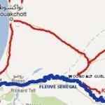 Mauritanie: Aziz commence sa campagne par le fleuve