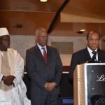Kabiné Komara lauréat de l'Oscar du leadership des Managers Africains.