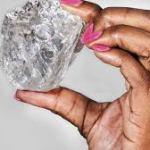 Botswana: 1111 carats pour le plus gros diamant jamais découvert en un siècle