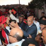 Lâayoune: 30 000 manifestants exigent le départ de la MINURSO