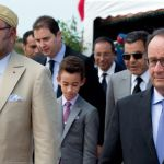 Maroc: le Roi Mohammed VI solidaire de la France