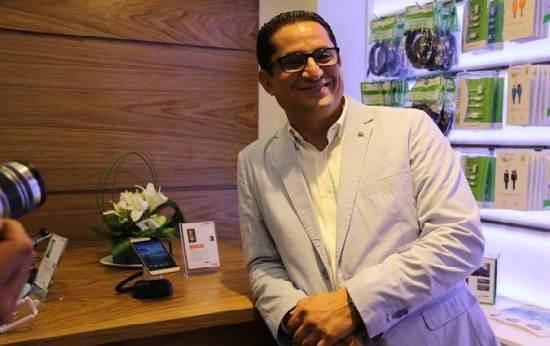 Mohamed Ben Rhouma, PDG de Cellcom
