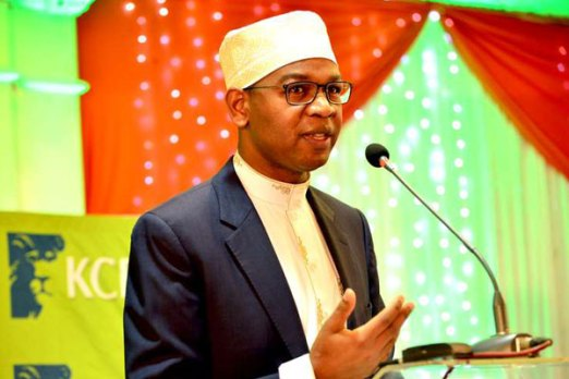 Joshua Oigara, Directeur général de la KCB