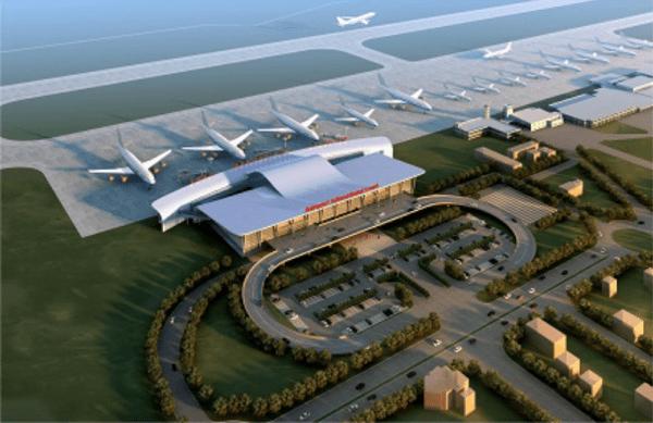 nouvelle aérogare de Lomé vient relooker l'Aéroport international Gnassingbé Eyadema