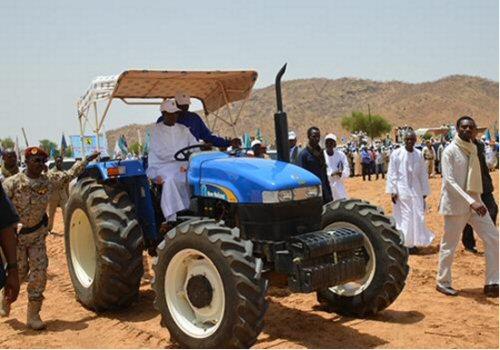 Tchad- campagne